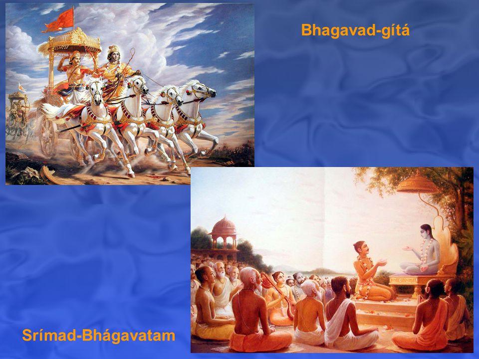 Bhagavad-gítá Srímad-Bhágavatam