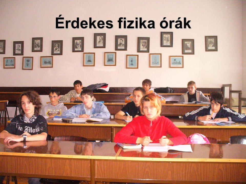 Az Országos Fizika Olimpián részt vett Licker Nándor VIII.C osztályos tanulónk.