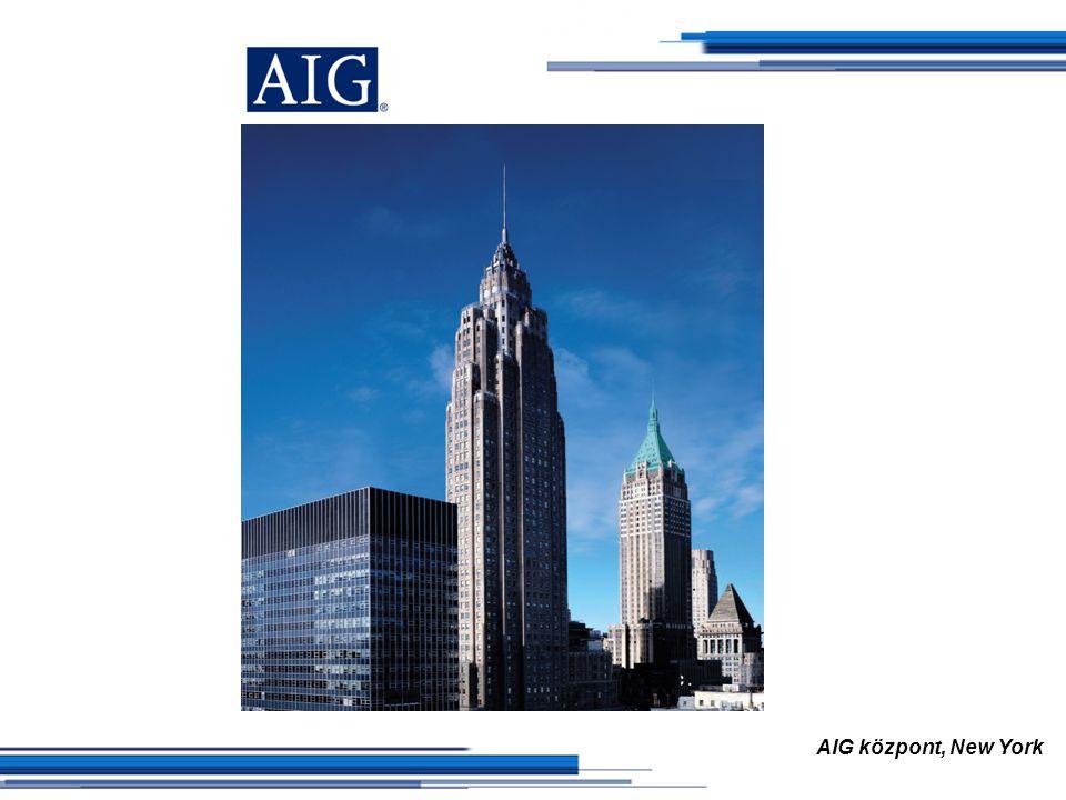 AIG központ, New York
