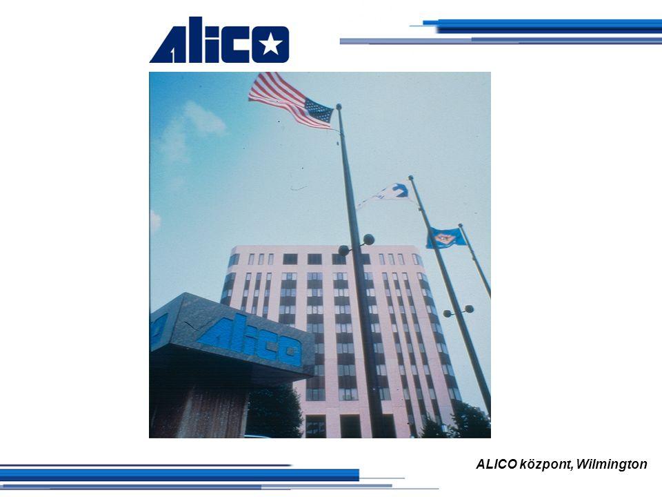 ALICO központ, Wilmington