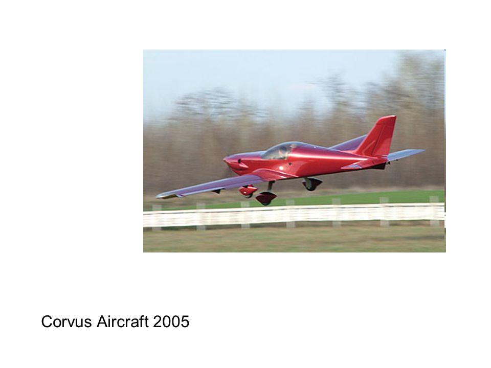 Corvus Aircraft 2005