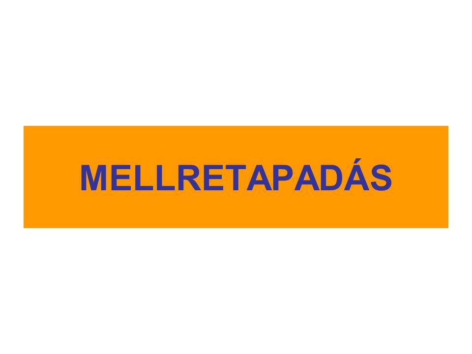 MELLRETAPADÁS