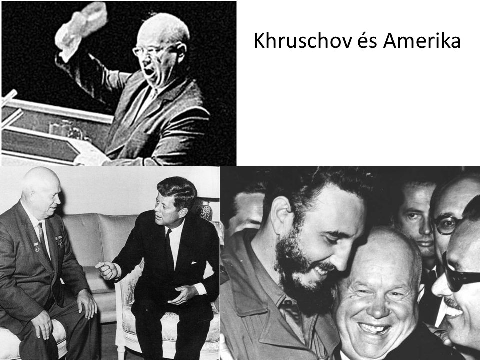 Khruschov és Amerika