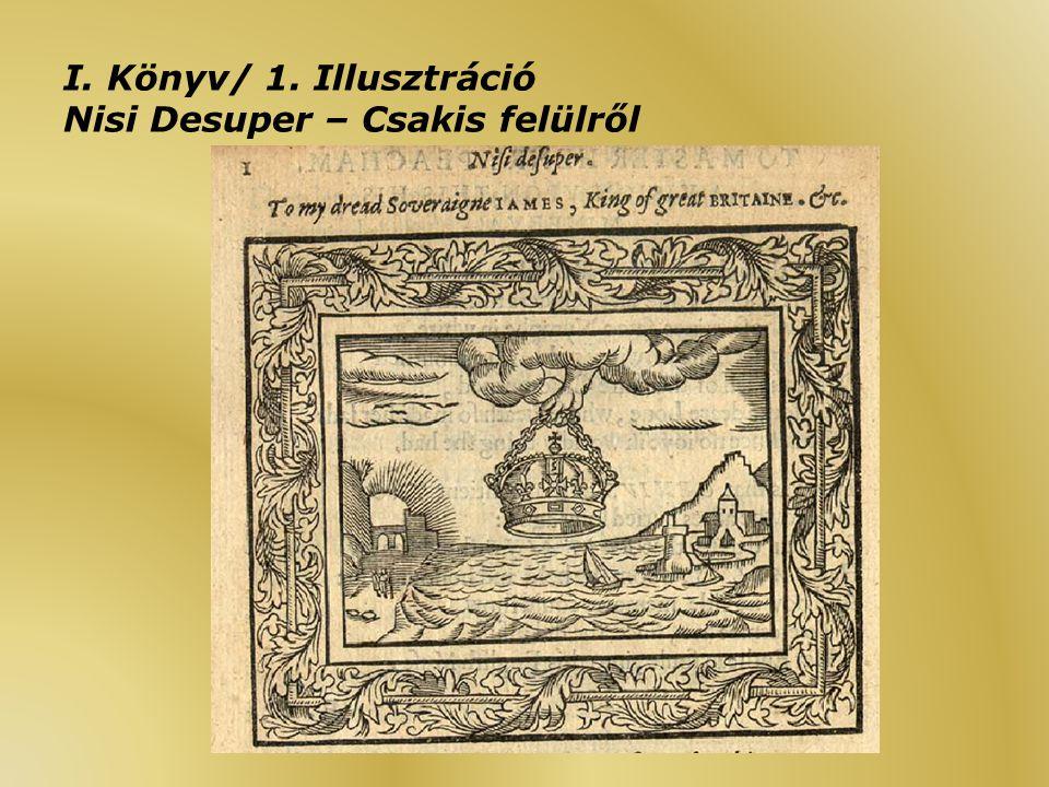 I. Könyv/ 1. Illusztráció Nisi Desuper – Csakis felülről