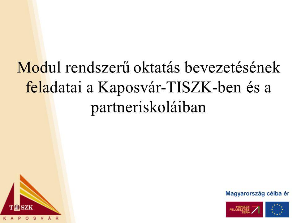 Az új OKJ jogi háttere OKJ átalakítása, módosítás: 2006 VI.