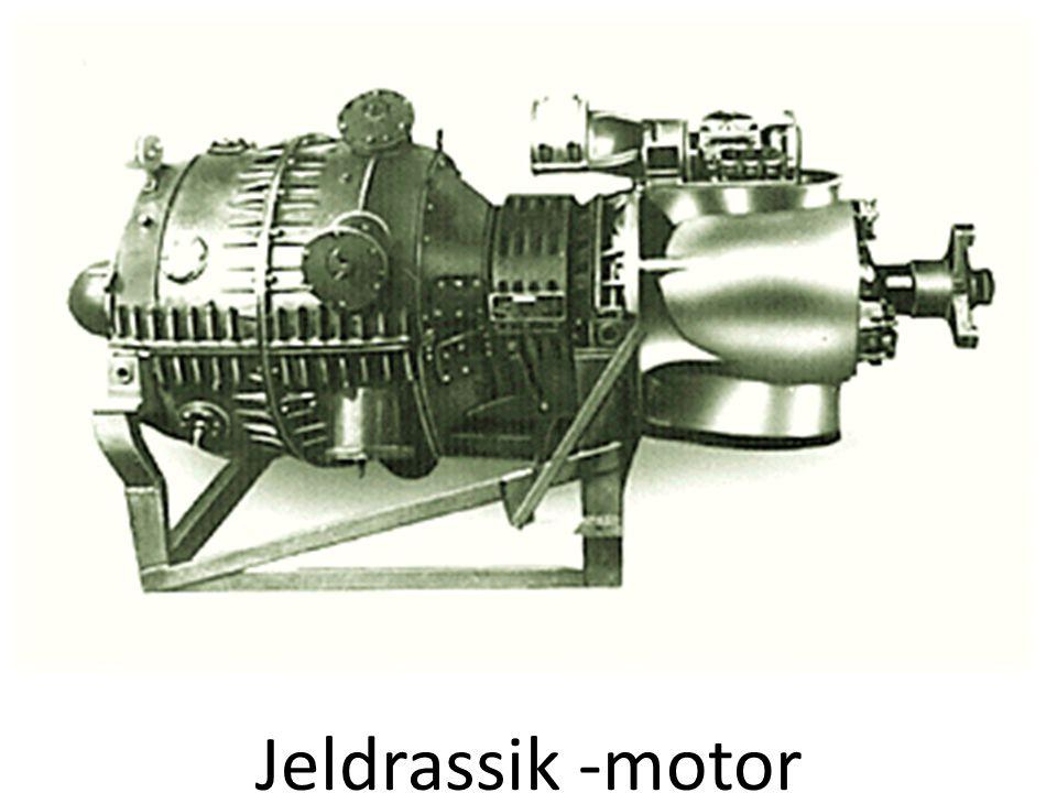 Jeldrassik -motor