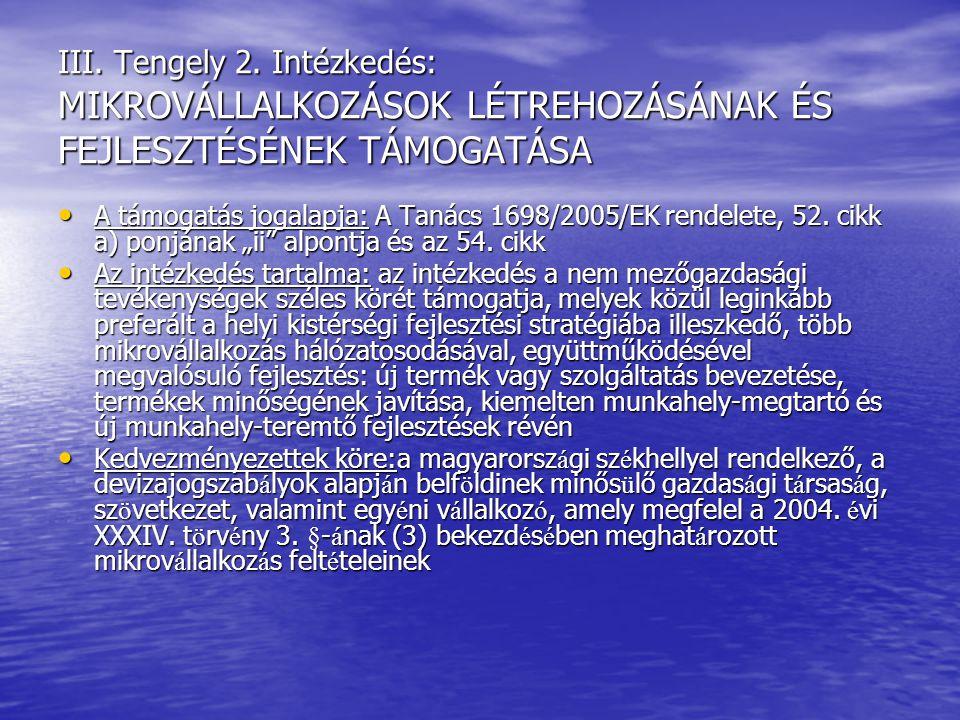 III. Tengely 2.
