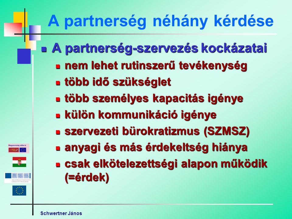 Schwertner János Hogyan válasszunk partnereket?