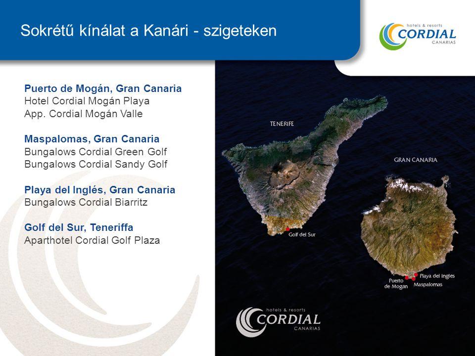 Puerto de Mogán, Gran Canaria Hotel Cordial Mogán Playa App.