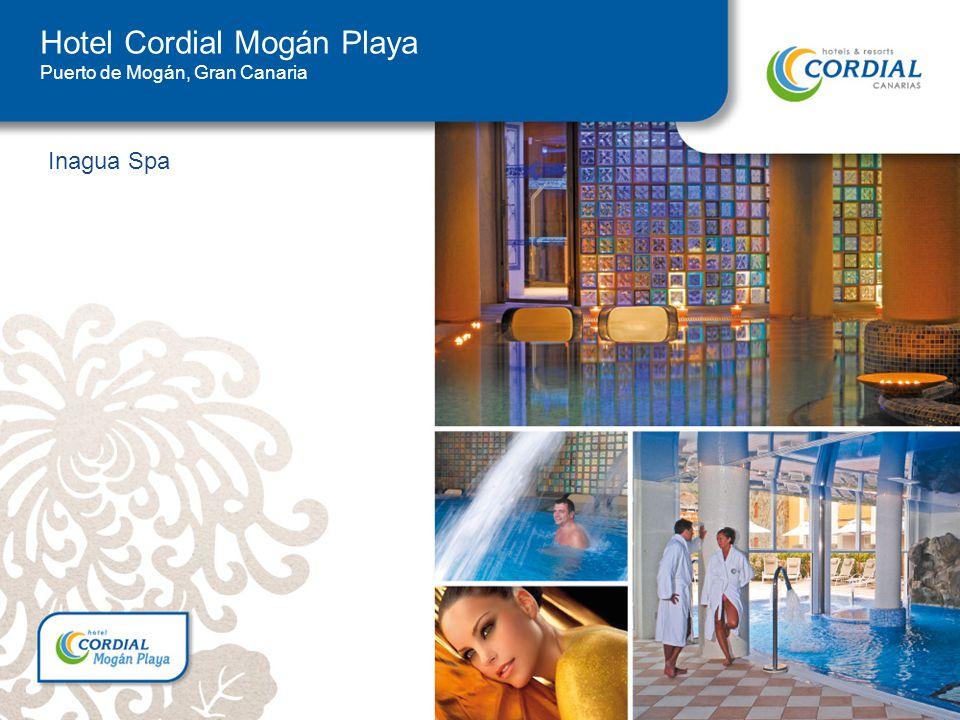 Inagua Spa Hotel Cordial Mogán Playa Puerto de Mogán, Gran Canaria