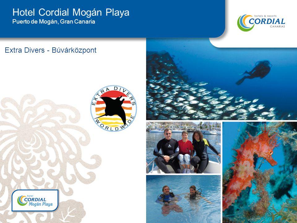 Extra Divers - Búvárközpont Hotel Cordial Mogán Playa Puerto de Mogán, Gran Canaria