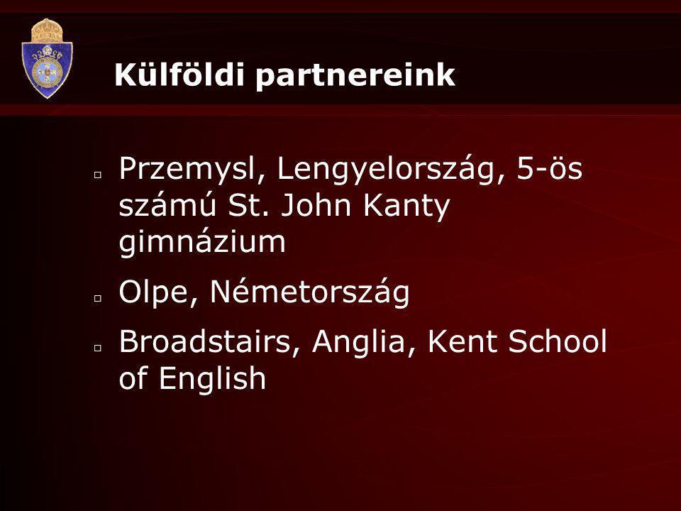 Külföldi partnereink □ Przemysl, Lengyelország, 5-ös számú St.