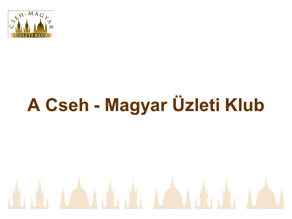 A Cseh - Magyar Üzleti Klub