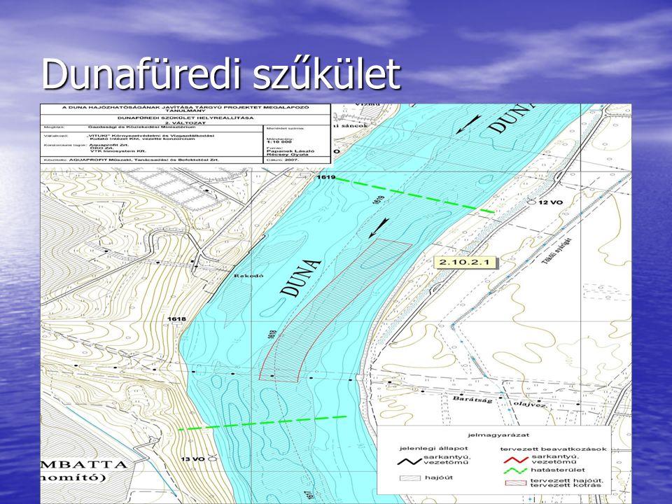 Dunafüredi szűkület