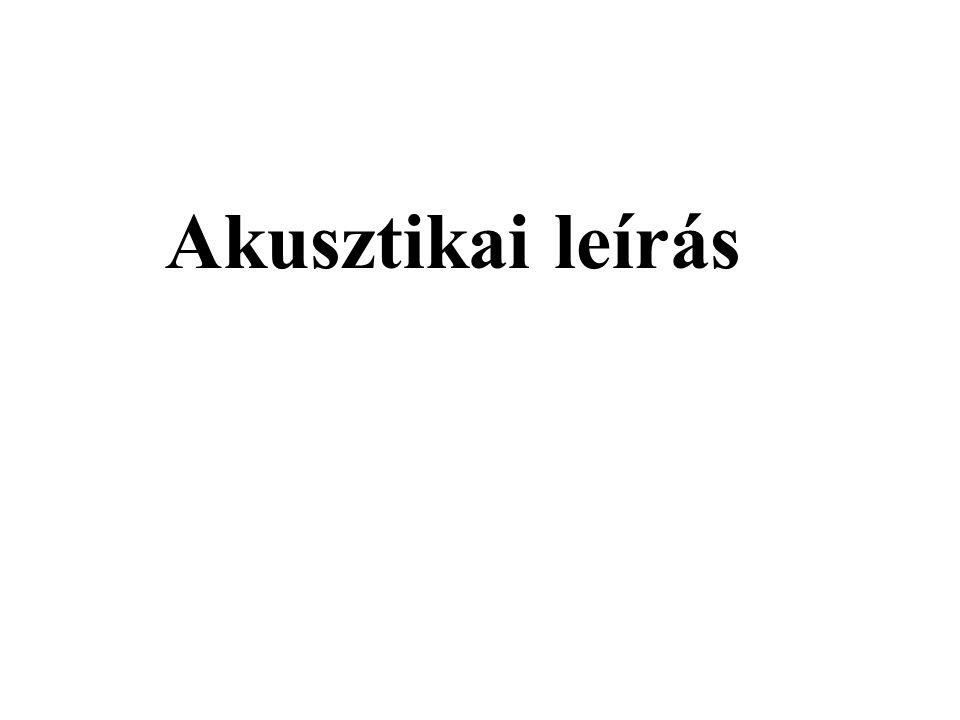 ARTIKULÁCIÓS BÁZIS: A hangképző szervek jellemző mozgásainak összessége, amelyekkel a nyelvi rendszer elemeit a beszédben megvalósítjuk.