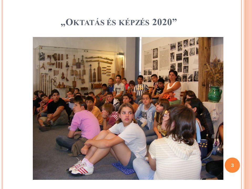 KIEMELT TERÜLETEK A 2009–2011-ES ELSŐ CIKLUS SORÁN 1.