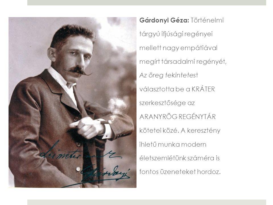Markovits Rodion: a Szibériai garnizon című regényében az I.