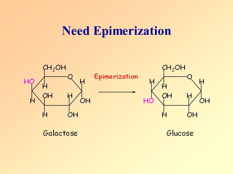 Need Epimerization