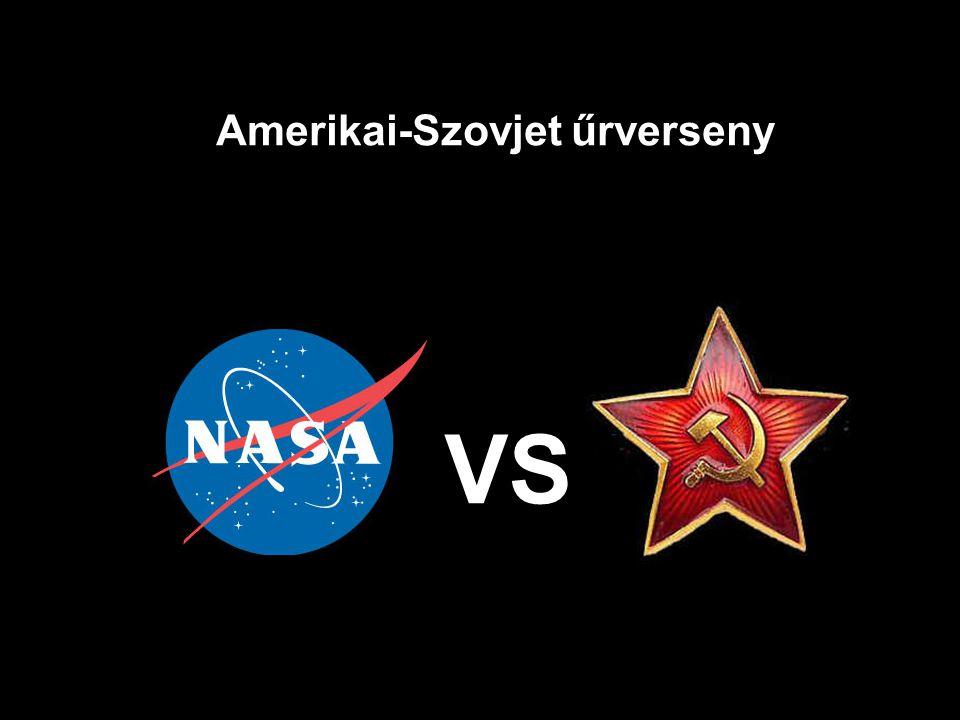 Amerikai-Szovjet űrverseny VS.