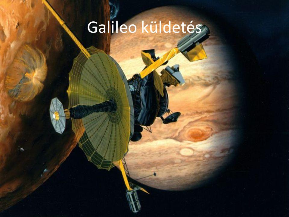 Galileo küldetés