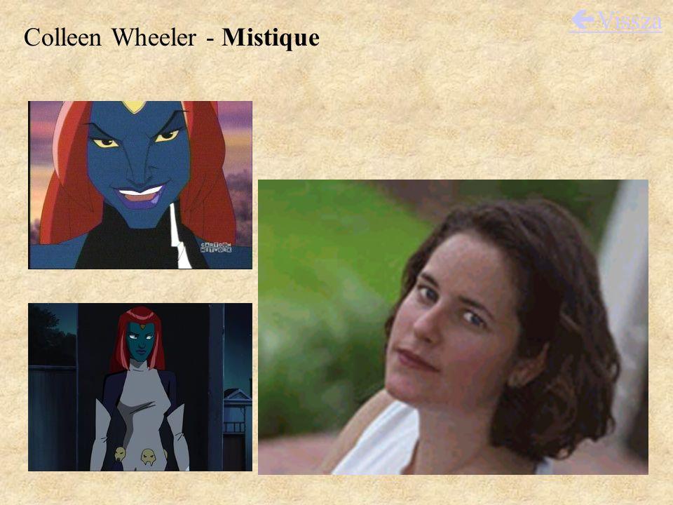 Colleen Wheeler - Mistique  Vissza