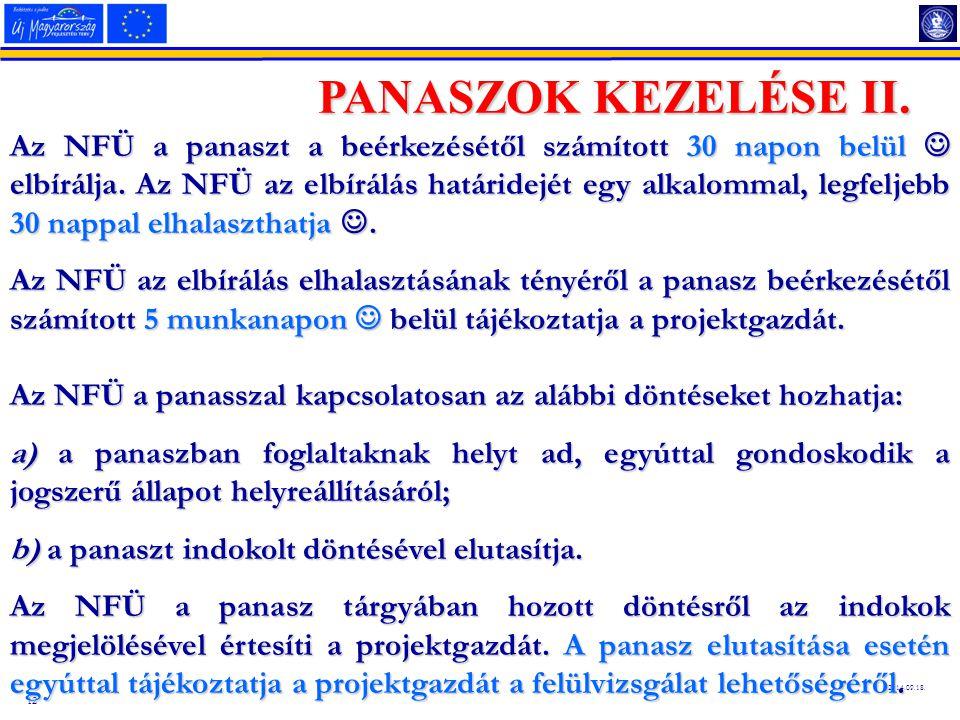 12 2014.09.18.PANASZOK KEZELÉSE II.