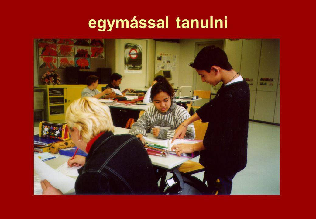 egymással tanulni