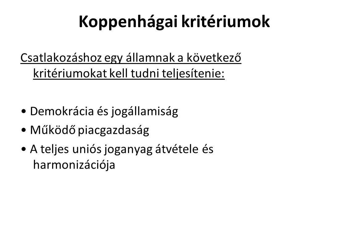 A NUTS rendszer Magyarországon NUTS I –Magyarország NUTS1 szinten egyetlen egység (hasonlóan Dániához, Írországhoz) NUTS II – tervezési-statisztikai régiók (7) –Nyugat-Dunántúl (Győr-Moson-Sopron, Vas és Zala megye) –Közép-Dunántúl (Veszprém, Fejér és Komárom-Esztergom megye) –Dél-Dunántúl (Baranya, Tolna és Somogy megye) –Közép-Magyarország (Budapest és Pest megye) –Észak-Magyarország (Nógrád, Heves, és Borsod-Abaúj-Zemplén megye) –Észak-Alföld (Szabolcs-Szatmár-Bereg, Hajdú-Bihar és Jász- Nagykun-Szolnok megye) –Dél-Alföld (Békés, Csongrád és Bács-Kiskun megye)