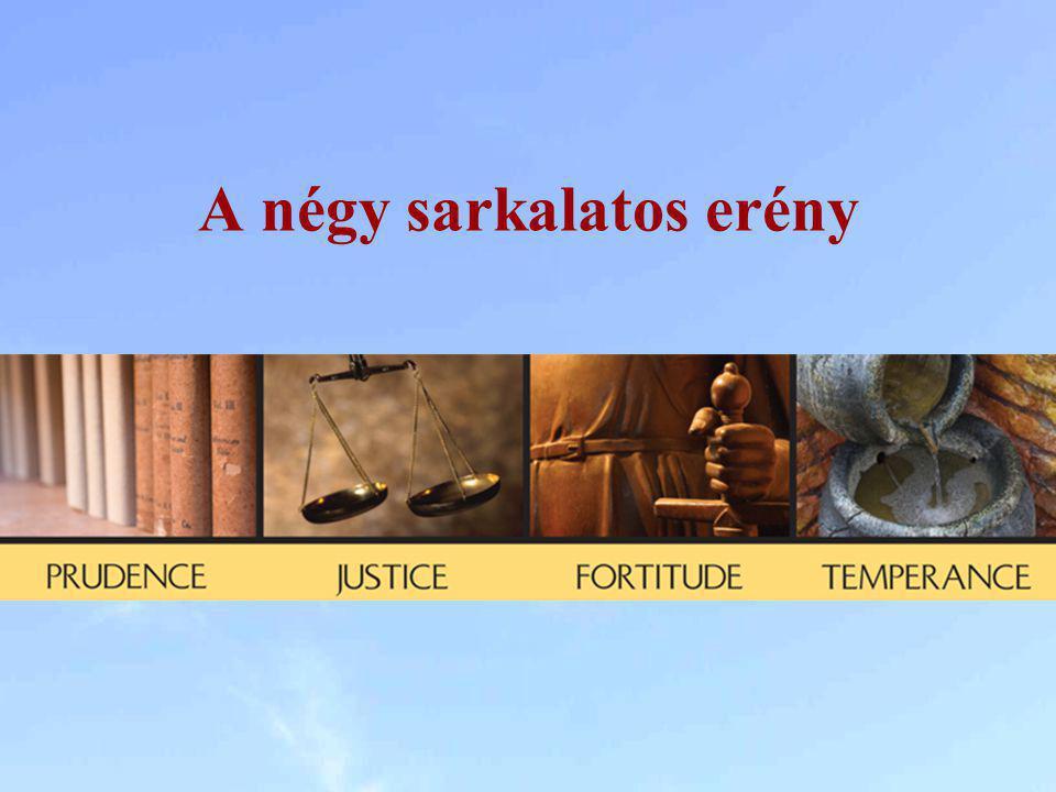 A négy sarkalatos erény