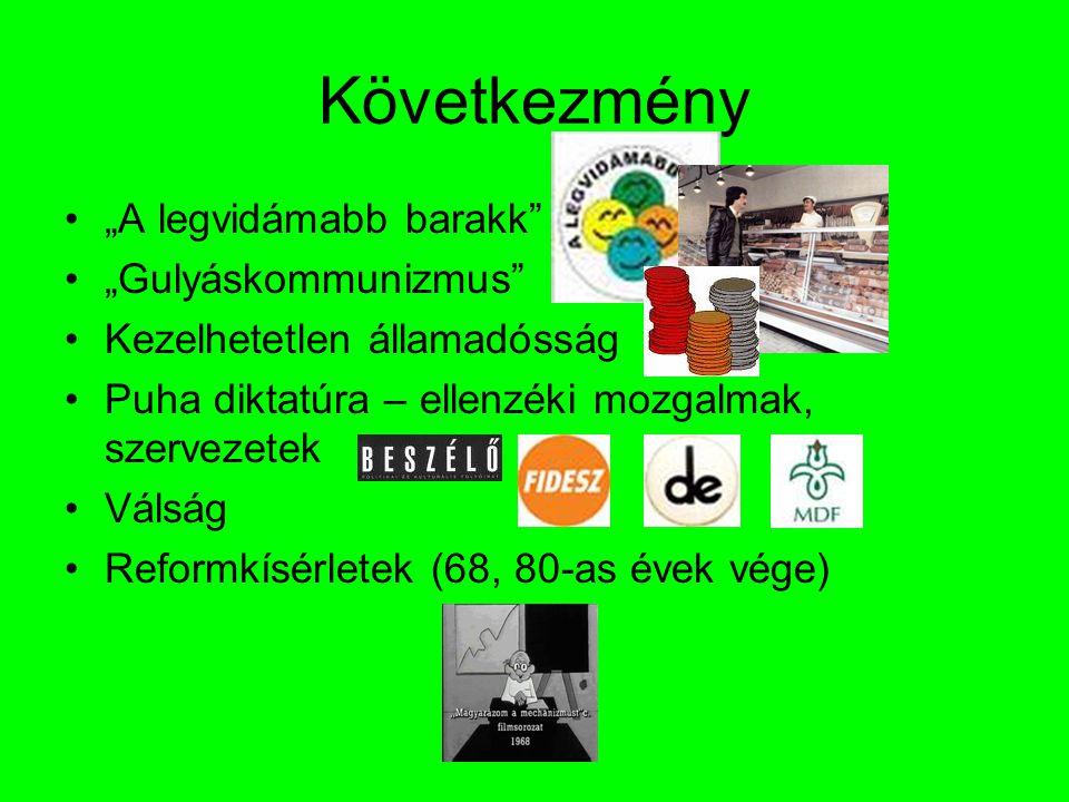 Nemzetközi háttér Enyhülés Brezsnyev-doktrína Brezsnyevi pangás Kis hidegháború A Szovjetunió és a Tábor gyengülése