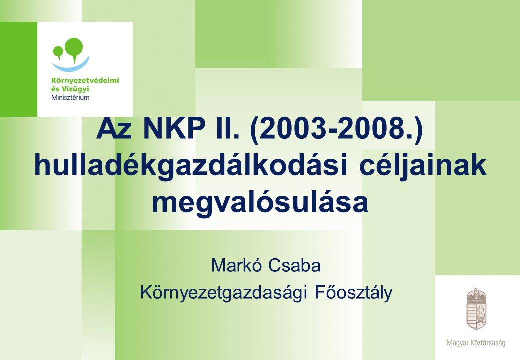 Az NKP II.