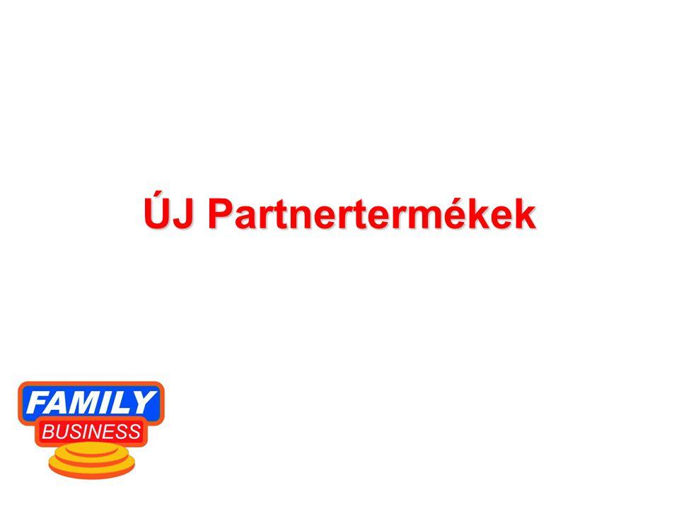 ÚJ Partnertermékek