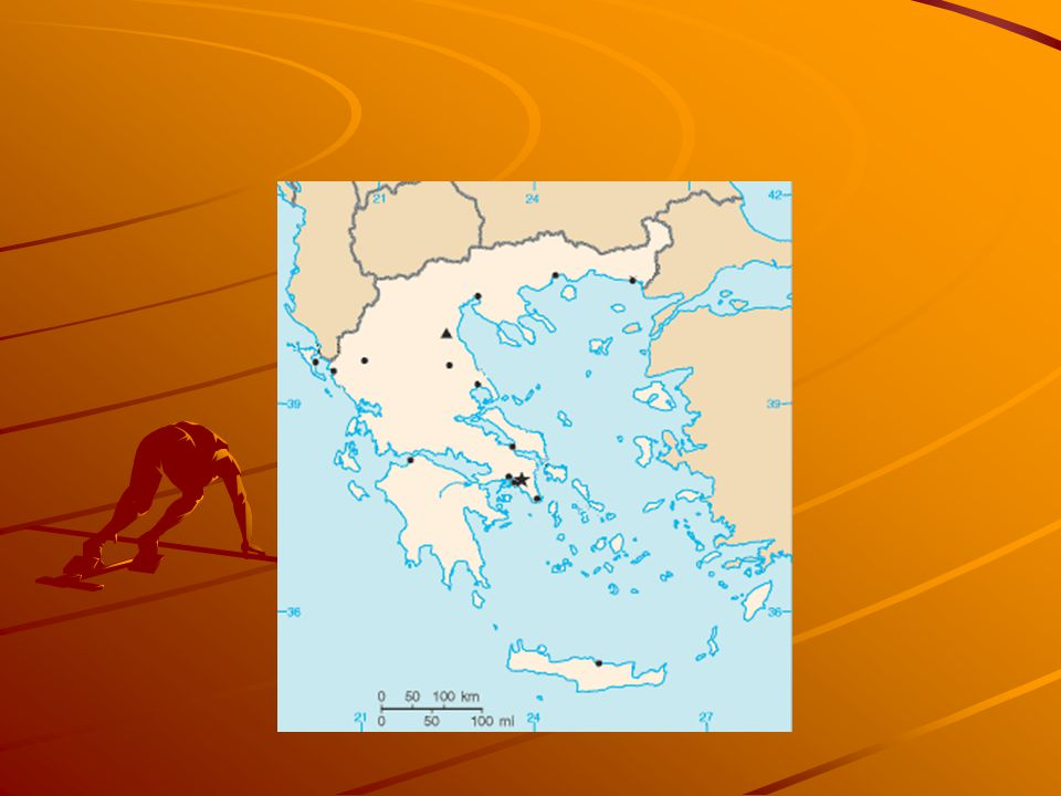 Természetföldrajza Görögország a Balkán-fsz.déli részén fekvő, tipikus mediterrán ország.