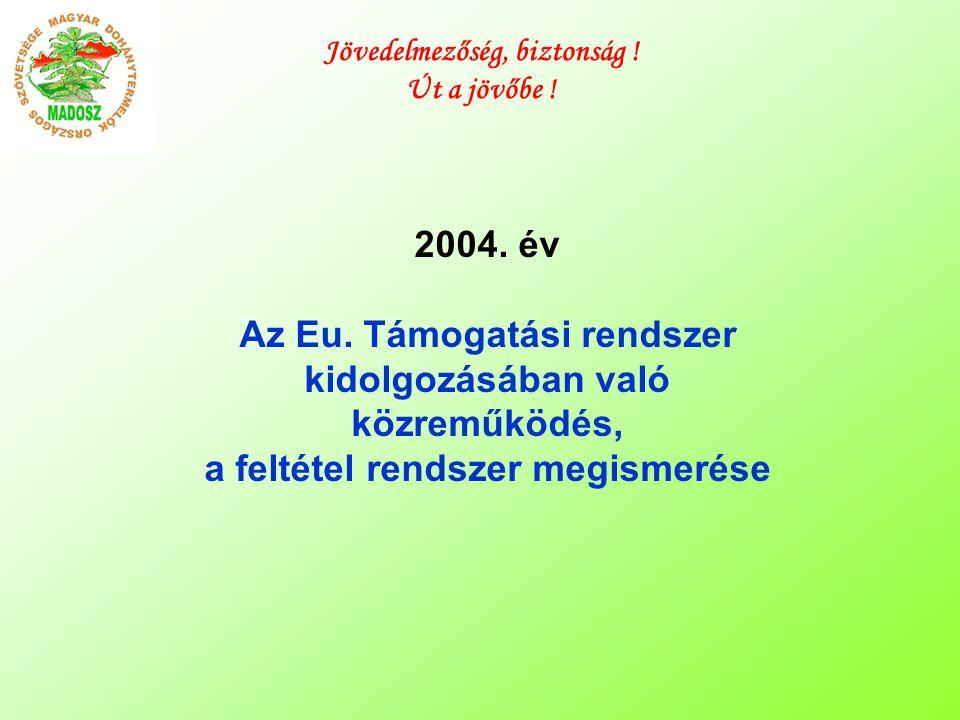 2004. év Az Eu.