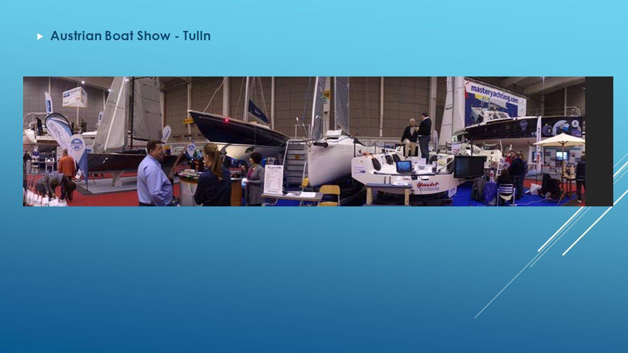  Austrian Boat Show - Tulln