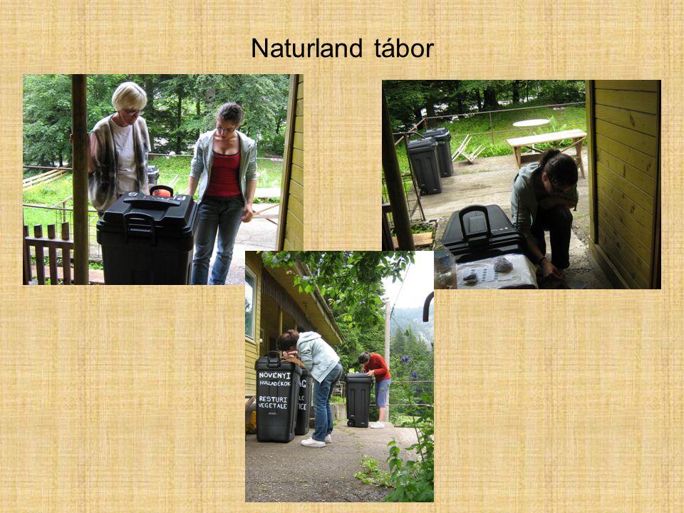 Naturland tábor