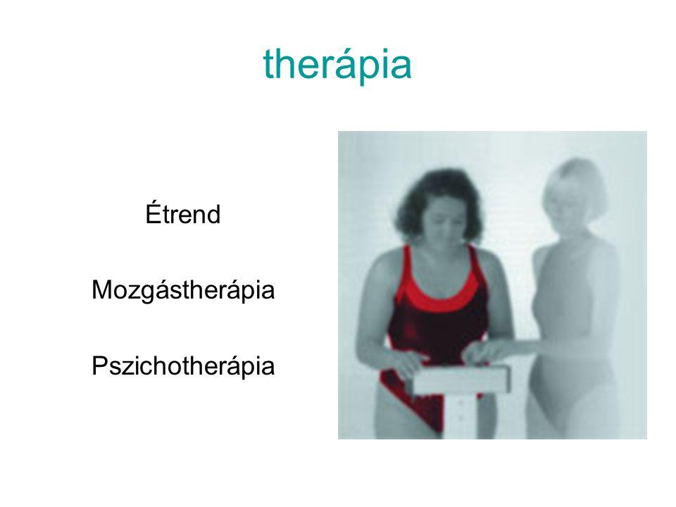 therápia Étrend Mozgástherápia Pszichotherápia
