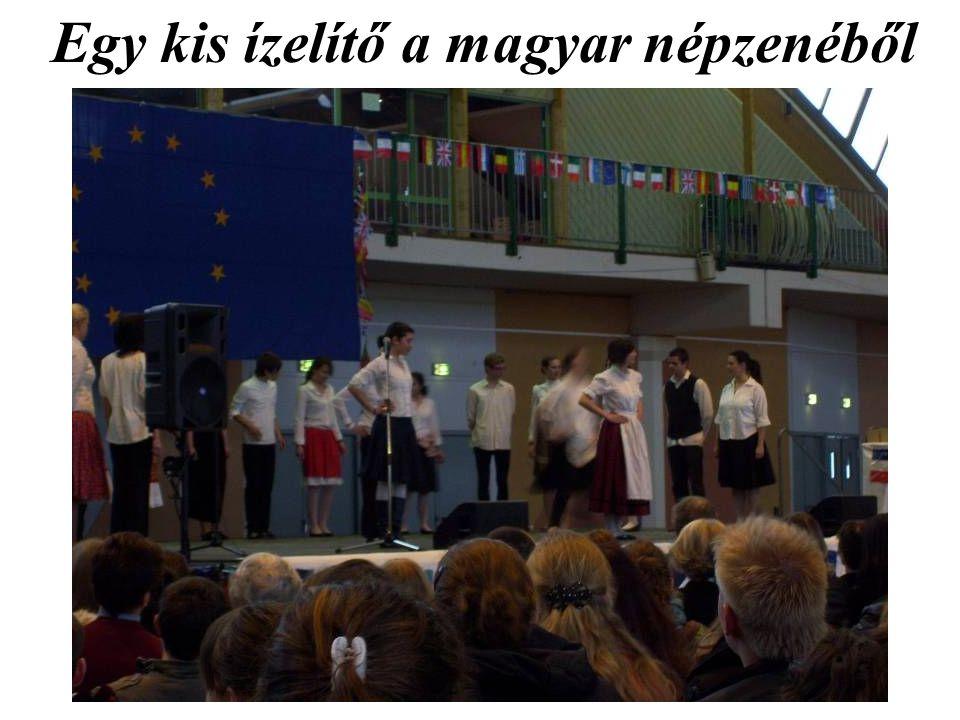 Egy kis ízelítő a magyar népzenéből