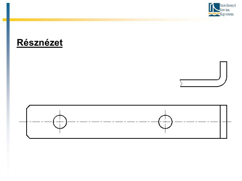 Széchenyi István Egyetem Színek alkalmazása A műszaki rajzokon színek használata nem ajánlatos Ha azonban az ábra megértéséhez szükséges a színek használata, akkor azok jelentését az ábrában vagy a megfelelő dokumentumban meg kell adni