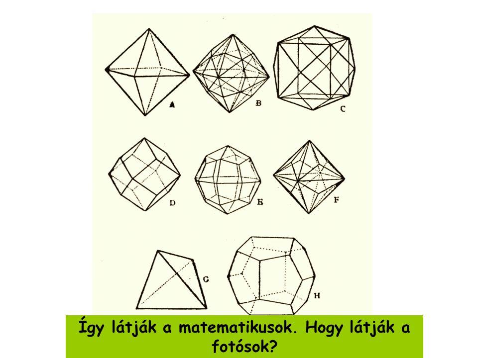 Így látják a matematikusok. Hogy látják a fotósok