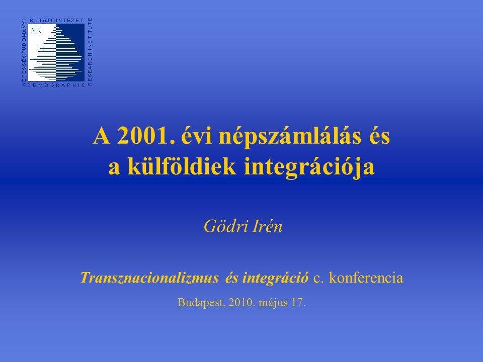 A 2001.