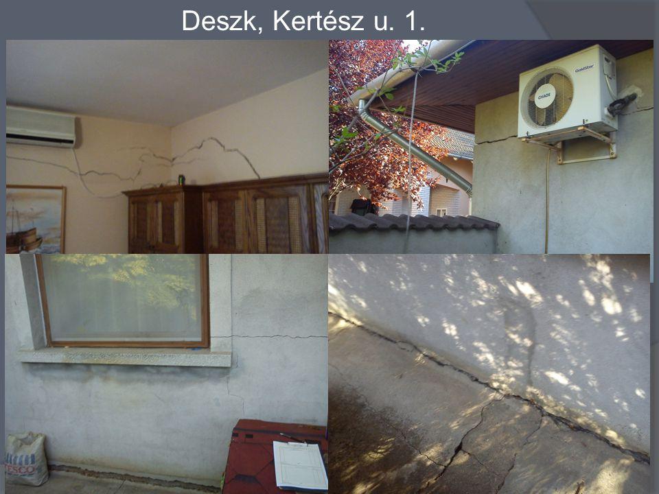Deszk, Kertész u. 1.