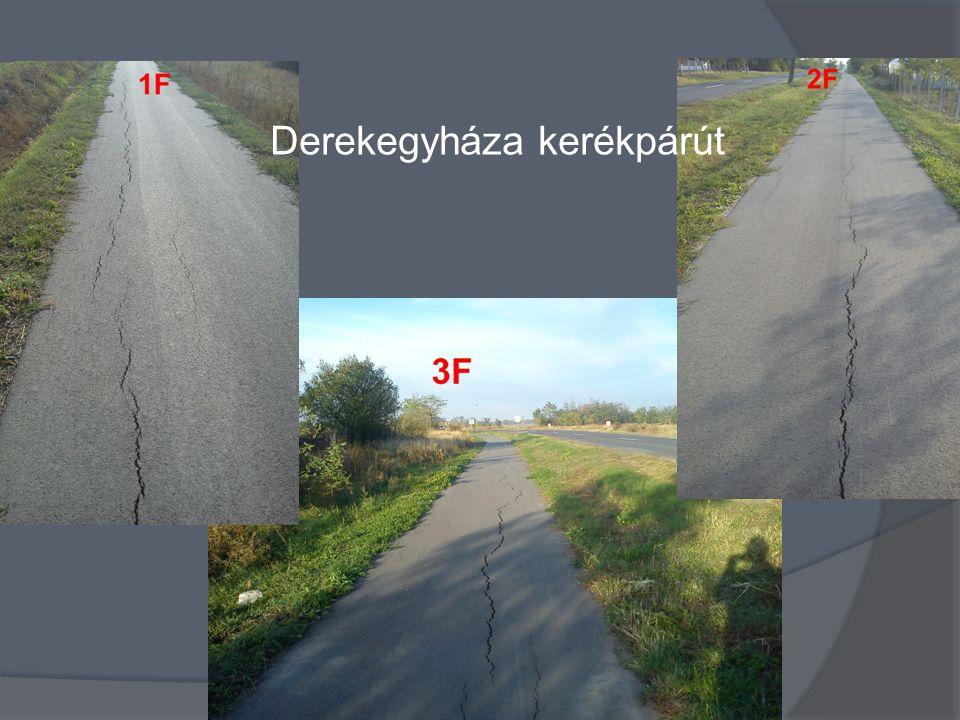 Derekegyháza kerékpárút