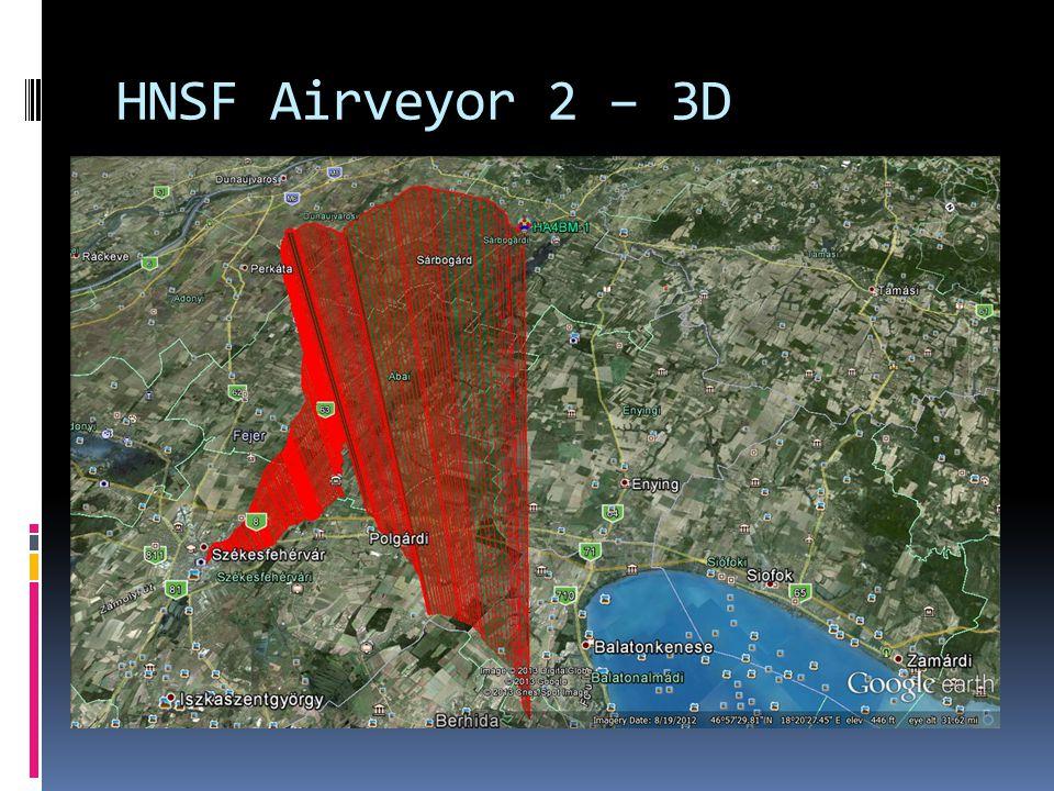 HNSF Airveyor 2 – 3D