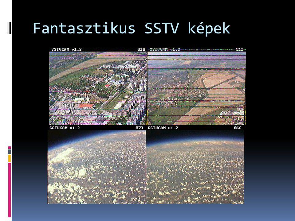Fantasztikus SSTV képek
