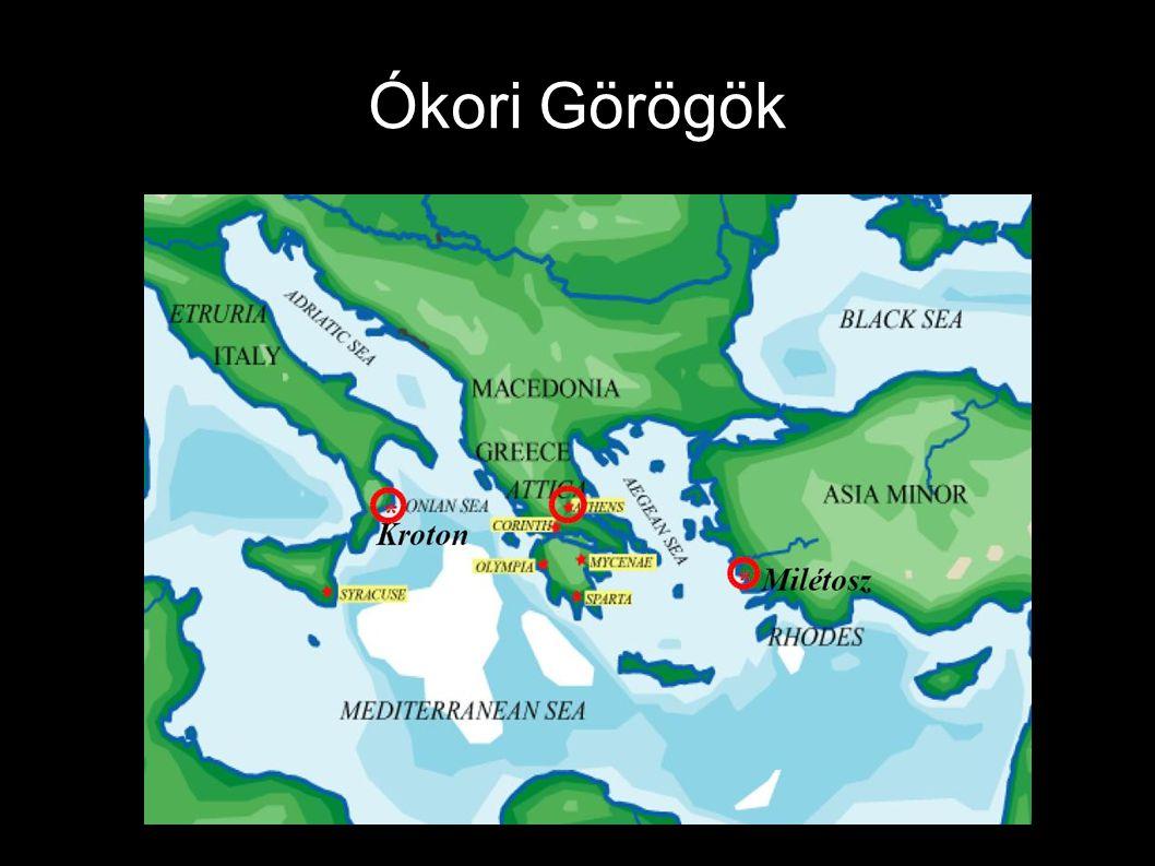 Ókori Görögök