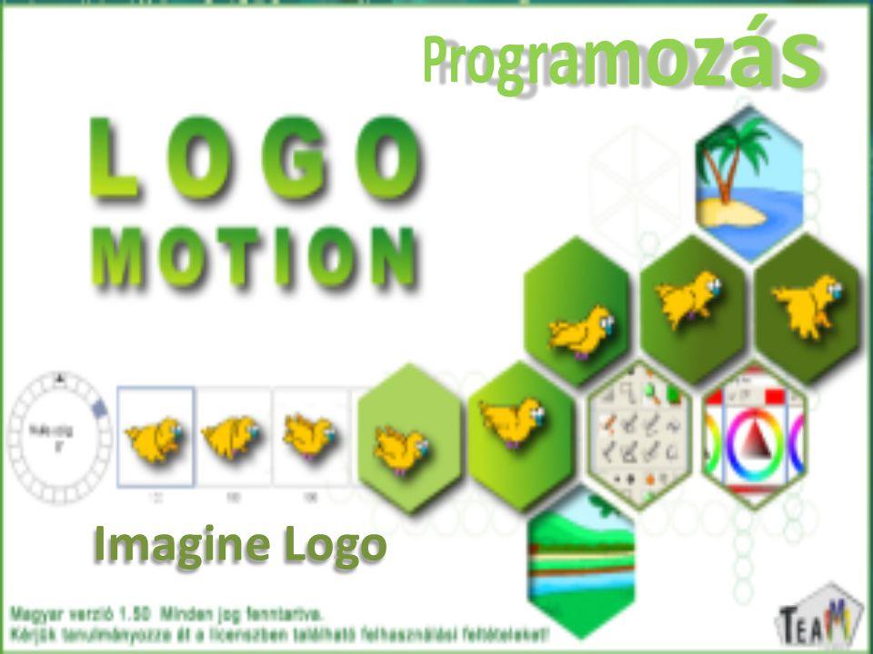 AZ IMAGINE VARÁZSLATOS VILÁGA Első lépésként a számítógép asztalán keresd meg a Teknőcöket ábrázoló ikonokat.