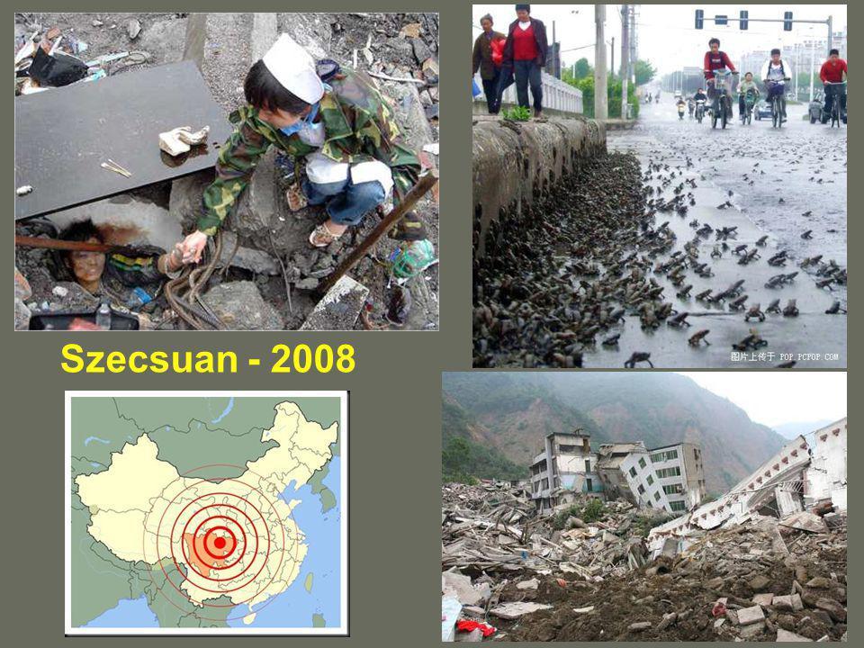 Szecsuan - 2008