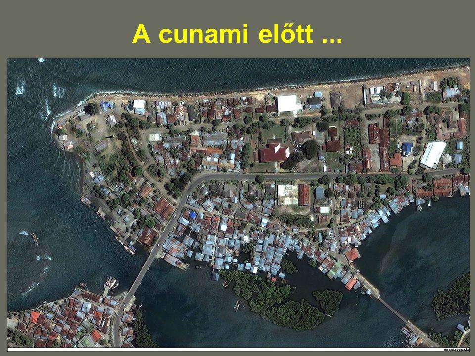 A cunami előtt...