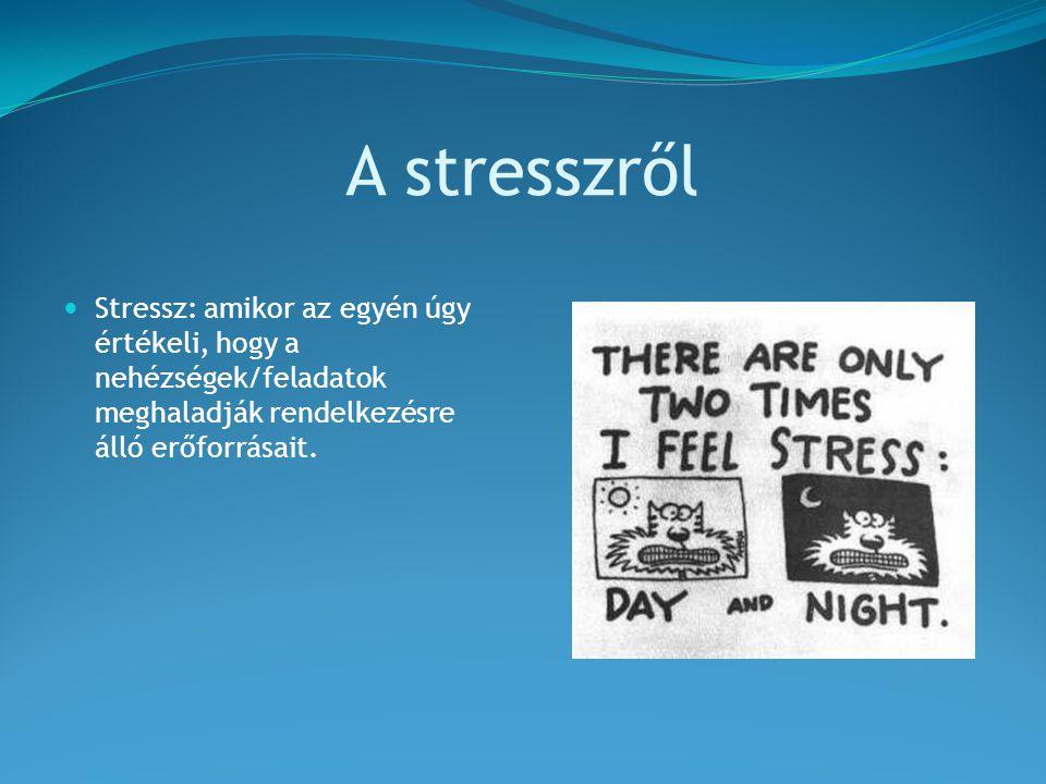 Miért érdemes kezelnünk a stresszt.